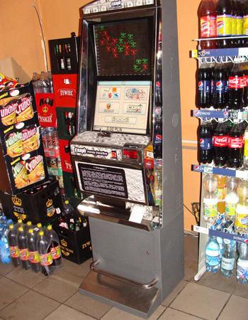 Nelegální provoz loterií